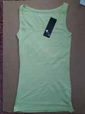 Florence & Fred BNWT Size 6 Lime Green Vest Top