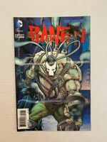 Batman #23.4 DC 2013 Bane #1 Lenticular Cover 1st app of Warden Zobatos