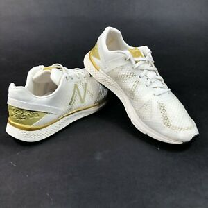 New Balance Disney Beauty and the Beast Running Shoes White Womens 10.5 WX77WD