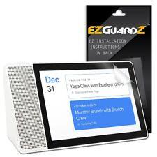 2X EZguardz Clear Screen Protector Shield HD 2X For Lenovo Smart Display