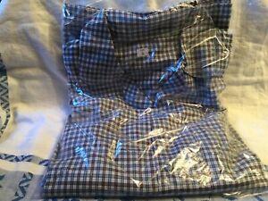 Mens Pyjamas Set Checked  small