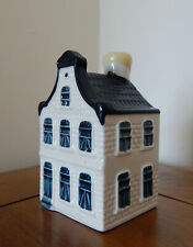 KLM Blue Delft Miniature House Number 5 (See Description)