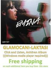 CD EMINA JAHOVIC  METAMORFOZA Album  2014 Serbian Croatian BiH Pop Hayat