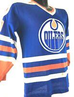 Vintage Wayne Gretzky Jersey 70s Edmonton Oilers NHL Hockey Supreme Mega Rare