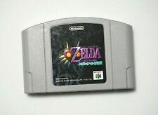Nintendo 64 The Legend Of Zelda Majora's Mask Japan N64 game US Seller