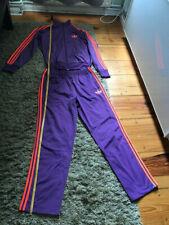 adidas grün Trainingsanzug Vintage, 80er Style Sample L/ XL ANSEHEN!