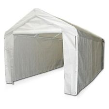 Canopy Garage Side Wall Kit 10x20 Car Shelter Big Tent Parking Carport Portable