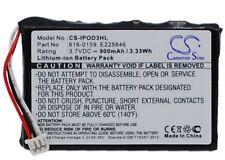 BateríA 900mAh Para Apple iPOD 15GB M9460LL/A