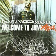"Damian ""Junior Gong"" Marley, Damian Marley - Welcome to Jamrock [New CD] Explici"