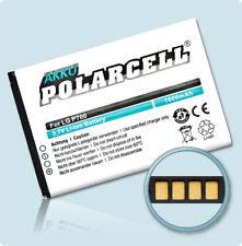 PolarCell Akku für LG Optimus L4 II E440 L4 2 Dual E445 Batterie Accu Acku