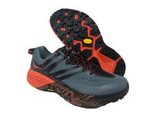 Hoka Men's Speedgoat 3 Running Shoes, Stormy Weather/Tangerine, 8 D(M) US