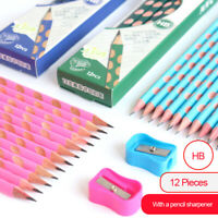 Wooden Lead Pencils Hole HB Pencil for Gifts School Office Supplies Stationery/