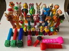 PEZ Dispensers Lot of 40