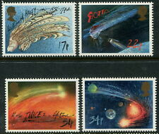 GREAT BRITAIN - 1986 'HALLEY'S COMET' Set of 4 MNH SG1312-1315 [A7676]