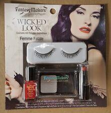 Wet n Wild Fantasy Makers Wicked Look Femme Fatale Halloween make up Kit 12544