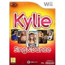 Kylie: Sing & Dance (Nintendo Wii, 2012) - European Version