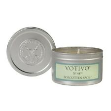 Votivo Forgotten Sage #44 Aromatic Candle Travel Tin