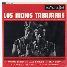 """Los Indios Tabajaras - 7"""" Ep 1963"""