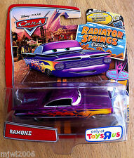 Disney PIXAR Cars RADIATOR SPRINGS CLASSIC RAMONE TOYS R US TRU purple Impala
