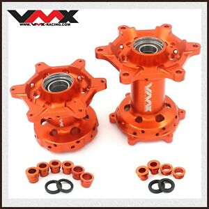 VMX OEM Size Aluminum Hubs For SX EXC-W SXF EXC-F XCW 250 350 450 300 500