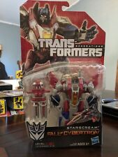 Transformers Generations Fall of Cybertron Starscream
