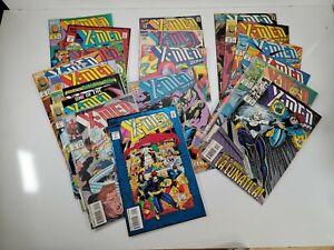 X-MEN 2099 #1 - 19 Marvel 1993-1995 Lot of 19 Comics
