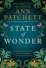 State of Wonder by Ann Patchett (2012, Paperback) EE1266