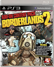 Borderlands 2: Add-on Content Pack PS3 New PlayStation 3, Playstation 3