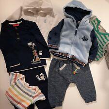Bekleidungspaket Markenartikel Baby Junge Boy Gr. 68 Herbst Winter Frühjahr