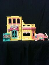 FISHER PRICE SWEET STREET CANDY SHOP