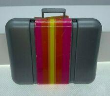 Vintage 1976 Barbie Superstar  SUITCASE Luggage for Star VETTE travel case
