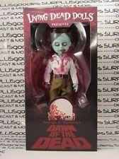 MEZCO Toyz 2017 Living Dead Dolls LDD Dawn of The Dead FLYBOY ZOMBIE #95075