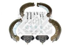 Bremsbackensatz für Bremsanlage Hinterachse MAPCO 9745