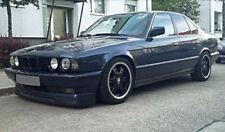 BMW E34 5 Series Euro Front Deep Bumper Chin Spoiler Lip Sport Valance Splitter