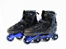 Schwinn Adult In-line Skate Adjustable Adult Size 8-9 Very Nice! 76mm Wheels