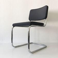 Marcel Breuer thonet tube en acier chaise cantilever's 32 pv 'coussin chaise Bauhaus