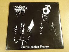 CD / DARKTHRONE - TRANSILVANIAN HUNGER