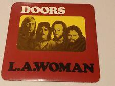 The Doors L.A. Woman 1971 Lp Elektra Eks-75011 Die Cut Window Original
