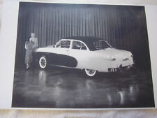 1950 ?  1951 ? FORD CRESTLINER   11 X 17  PHOTO /  PICTURE