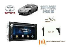 2000-2005 TOYOTA CELICA CAR STEREO KIT, BLUETOOTH TOUCHSCREEN DVD USB