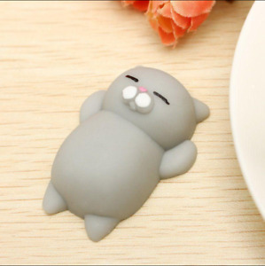 Mochi Soft Animal Squishy Healing Squeeze Fun Kid Toy Gift Stress Reliever Decor