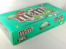 M&M's Mint Dark Chocolate 24 Count