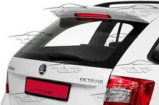 REAR ROOF SPOILER FOR SKODA OCTAVIA 3 5E from 2012 HF449