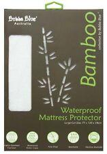 Bubba Blue Large Cot Waterproof Mattress Protector