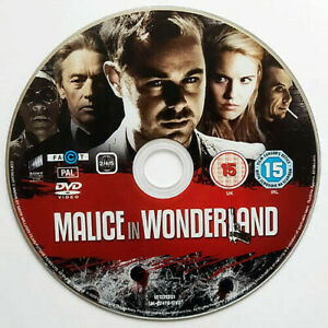 Malice In Wonderland (DVD) Disc Only - Danny Dyer - Maggie Grace - (2009)