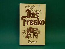 Buch Roman Das Fresko Magda Szabó 1. Auflage