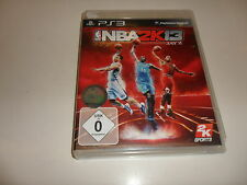Playstation 3 ps3 NBA 2k13
