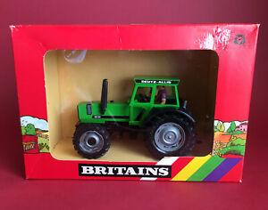 Scarce 1988 Britains Limited Edition Deutz-Allis DX92 Tractor No5560 NMIB
