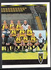 Panini belgique football 1999 sticker-nº 216-lierse team