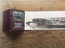 c1900 Art nouveau book I remember 32 views of Taranto Italy Italian Photos